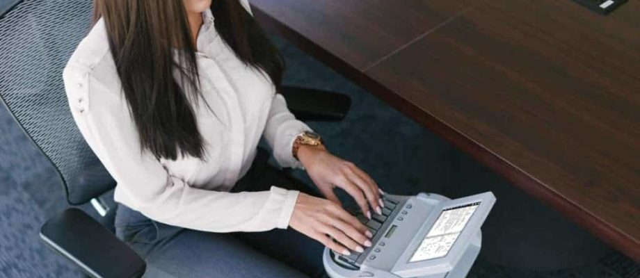 Do You Have What It Takes to Be a Court Reporter?